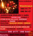 VEDEŽEVANJE -JASNOVIDNOST POMOČ NAROČILA 041751924