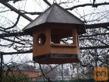 ptičja krmilna hišica