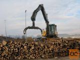 Viseči grabež za les za bagre Balavto BGV16