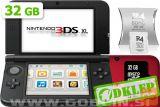 Nintendo 3Ds Rdeč + R4I Sdhc V2 + Microsd 32Gb + Sd 2Gb