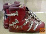 ženske smučarske čevlje, pancerje š.37 Alpina letnik 1971 ol