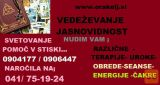 ČIŠČENJE UROKOV IN NEGATIVNE ENERGIJE NAROČILA 041/751-924