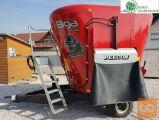 Mešalno krmilna prikolica PEECON Biga 10-200 Eco Future