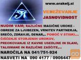 JASNOVIDNI POGLED V VAŠO PRIHODNOST PRI ORAKLJU 0904177