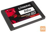 Kingston SSDNow KC400 512GB, 6Gb/s