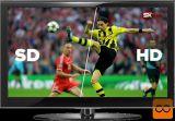 Satelitsko anteno za satelitski-kabelski sprejem Total TV