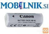 Canon NB-9L baterija