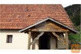 Juvanje 7, Starejša Delno Obnovljena Hiša