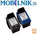 KARTUŠA HP 21 C9351A črna, HP 22 C9352A barvna