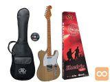 SX STL50-BSB Električna kitara električne kitare telecaster