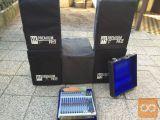 Prodam aktivno ozvočenje,4xsateliti HK audio+sub Lem 1500W