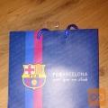 Darilna vrečka FC Barcelona