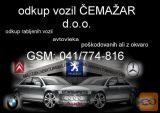odkup vozil 031356816