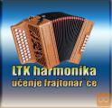 LTK harmonika - program za samouke preko 100 pesmi