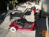 Električni  ivalidski skuter in rolator - hodulja