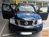 Nissan Navara Double Cab 2.5 DCI 4X4 + REDUKTOR-MODEL 2013-