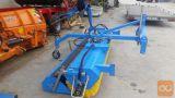Pometalni stroji, širina 180 cm ali 250 cm