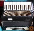 Harmonika, klavirska, SCANDALLI - 48-basna