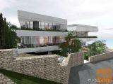 Malinska- Luksuzni apartman u modernoj vili sa pogledom na