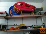 otroško+i čoln in sani