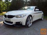 BMW Serija 4 420d coupe M performance