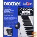 Brother originalna kartuša LC1000BK črna za 500 str.,