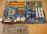 Gigabyte EP31-DS3L(quad podpora)+CPU C2D E6300+cooler+io shi