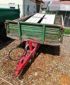 Tehnostroj PTU4230, Traktorska kiper prikolica
