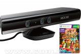 Xbox 360 Kinect za Xbox 360 Slim + Kinect Adventures