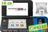 Nintendo 3DS XL moder + R4i SDHC v2014 + microSD 16GB + SD