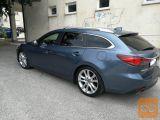 Mazda 6 WagonCD175 Revolution-Avt.F1.NAVI.XENON.USNJE-BOSE