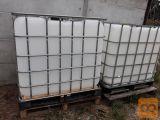 Cisterne za vodo 1000 lit