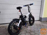 E-bike bosch, 13ah lithium 80km doseg.