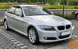 BMW 3 sprednji del