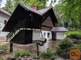Ilirska Bistrica Snežnik, Mali Sviščaki Vikend hiša 90 m2