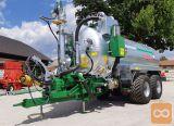 Vaia MB 160-4R, tandem, traktorska cisterna za gnojevko