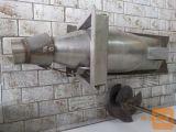 Turbina jet 150 - 200 kW