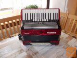 Klavirska harmonika Hohner Bravo III 96