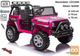 otroški JEEP XMX618 (roza)