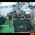 Stroj za brušenje bobnov - diskov