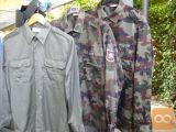 Vojaške srajce JNA in SLO